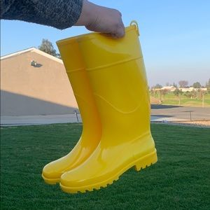 Forever 21 Rain boots